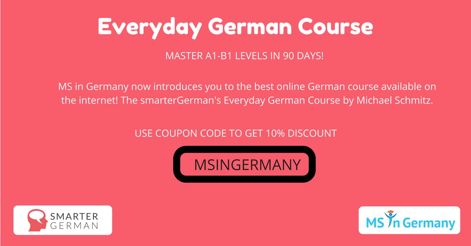 Smartergerman Ms In Germany