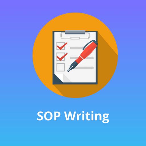 SOP Writing - Single Page 1