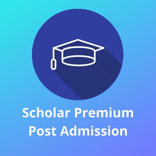 Scholar Premium Package - Post Admission 1