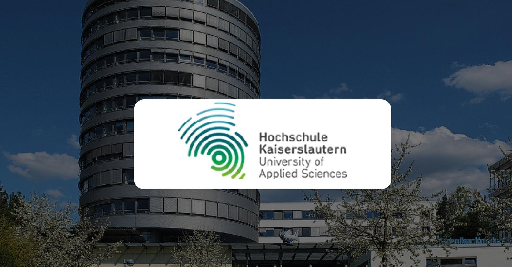 Kaiserslautern University Of Applied Sciences Mechanical Engineering