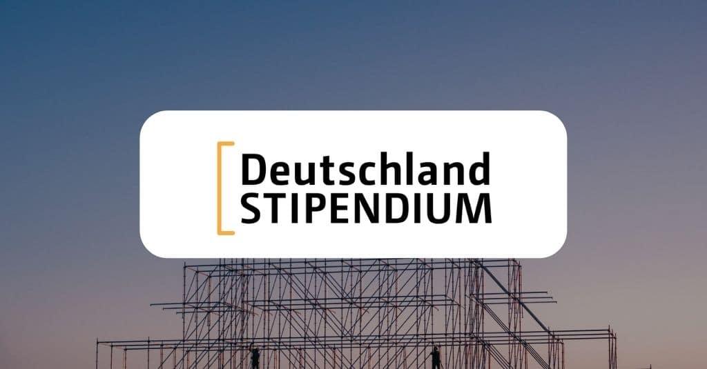 DeutschlandStipendium National Scholarship Program (Germany Scholarship)
